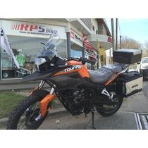 Corven Triax 250 Touring 0km - Financio - Rps Bikes