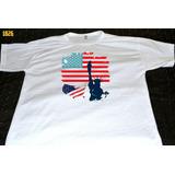 Remeras De Estados Unidos - Usa - Eeuu