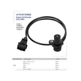 Sensor Rotação Fiorino Pick-up Lx 1.6 8v (mpi) Gas 1995/1996