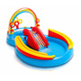 Piscina Inflable / Play Center Intex, Acuarela