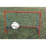Trave Rede Mini Quadra Futebol - Mini Soccer