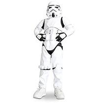 Disney Store Star Wars Stormtrooper De Vestuario Para Niños