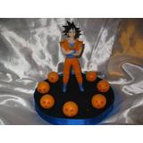 Adornos De Torta Personalizados ( Dragon Ball Z )