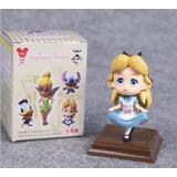Alice No País Das Maravilhas Boneca Disney Banpresto