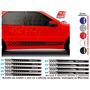 Adesivo Faixa Lateral Fiat Palio Siena Kit Acessórios Sport