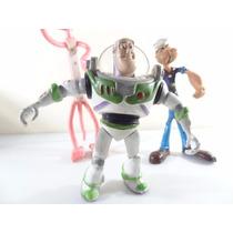 Antigo Boneco Astronauta Da Toystory!!! Disco Voador Robo