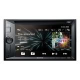 Sony - Xav-w650bt Receptor De Dvd Con Lcd De 6,2