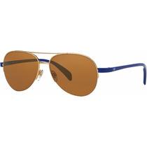 Lentes Vogue Dama Vo3924s Dorado-azul Original Envío Gratis*