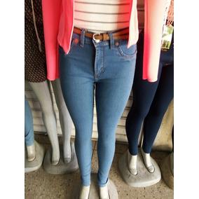 Pantalon Corte Alto Clasico