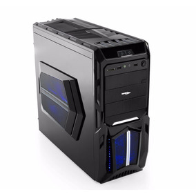 Gabinete Sentey Optimus Gs-6000 Usb 3.0 Fan Control Negro
