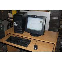 Computadora Completa Hp Dx2000 O D220 Microtower