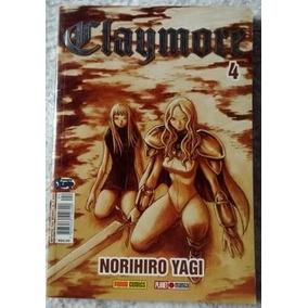 Mangá Claymore N 4