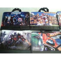 Forro De Transformers Para Mini Laptop Tablet Y Carpeta