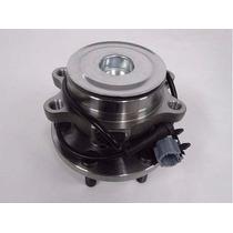 Cubo De Roda Dianteiro Rolamento Nissan Frontier 4x2 Com Abs