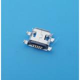 Jack Conector Carga Power Tablet Micro Usb V8 Positivo Ypy