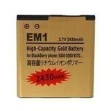 Bateria Alta Capacidad Blackberry Curve 9350 9360 9370 E-m1