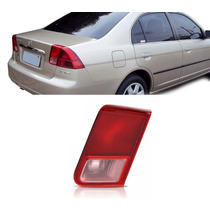 Lanterna Traseira Honda Civic 01/03 Mala Direita