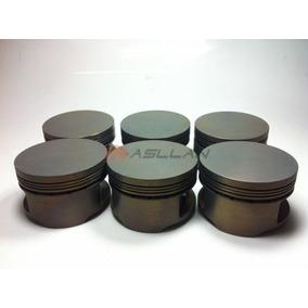 Pistão Forjado Iapel Para Gm Opala 6cc 99,20mm (+.030 ) - Có