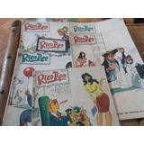 Revistas Rico Tipo Año 1957 X 6
