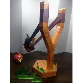 Angry Birds Set Papercraft Completo Arma Tu Juego Original