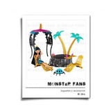 Monster High 13 Wishes Oasis Cleo De Nile Importado