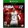Juego Nba 2k17 Xbox One Fisico- Sellados- 2k17 2016 Juegos