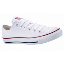 Converse All Star Chuck Taylor Tenis Choclo Blanco 22 Al 30