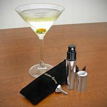 Acero Inoxidable Martini Vermouth Atomizador De Pulverizaci