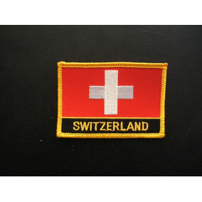 Bandera De Suiza Escudo
