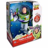 Buzz Lightear Toy Story Fala 21 Frases Em Português Original