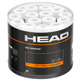 Box Overgrip Head Prime Branco - 60 Unidades