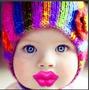 Chupetas Bebe Bico Beijo Divertido Engraçado Infantil