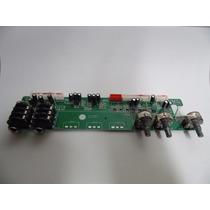 Placa Lenoxx Controle Vol. E Guit. Htc311 Ca311 Ca313 Ca316