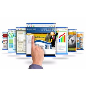 Desenvolvimento De Sites - Administrável Apenas R$ 290,00