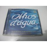 Cd - Olhos D Agua Trilha Sonora Novela Band Lacrado