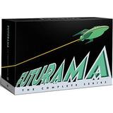 Futurama Dvd Serie Completa Todas Las Temporadas New