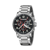 Reloj Wenger Attitude Chrono 01.0343.105 - Envio Gratis