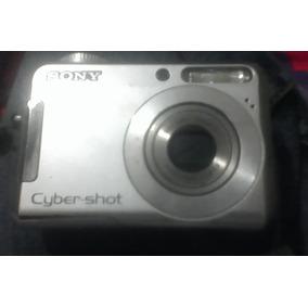 Cámara Sony Cybershot 7.2 Mp Dsc-s650 Excelentes Condiciones