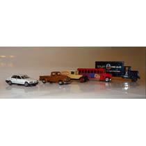 Vehiculos Ho. Auto, Camion, Camioneta, Bus Escolar. Pack X 5