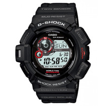 Relógio Casio G-shock G-9300 Mudman Solar Bússola