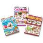Kit De 3 Revistas Moda Pet Tecido Roupa Cães Corte Costura