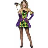 Traje Adulto De La Mujer De Reina De Carnaval