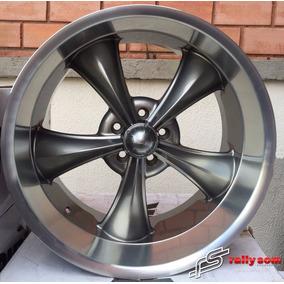 Roda Ridler Réplica Boss 338 17 E18 Maverick/dodge/hot Rods