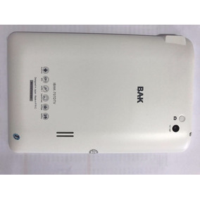 Tablet Ibak-707dtv Tela Capacitiva 7 Lcd Android 4.04-branco