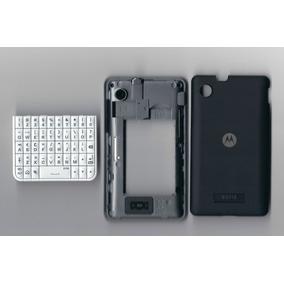 Caratula O Carcasa Motorola Ex118