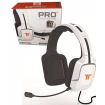 Fone Tritton Pro+ 5.1 White - Pc Xbox Ps3 Ps4