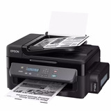 Impresora Multifunción Epson Workforce M200 Ecotank Red
