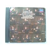 Sibelius Sinfonias 3 Y 6 Vladimir Ashkenazy Cd London