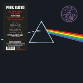 Lp Pink Floyd The Dark Side Of The Moon 180gr Imp Lacrado