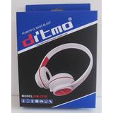 Auricular Ditmo - Vincha - Modelo Dm 2750 - Varios Colores